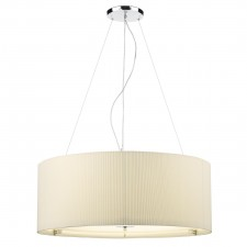 Zaragoza Ceiling Light - 90cm Cream