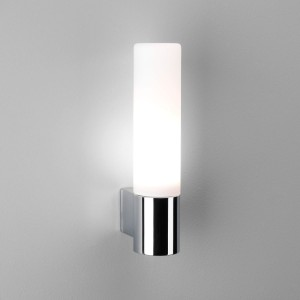Astro Lighting Bari Wall Light - 1 Light, Polished Chrome