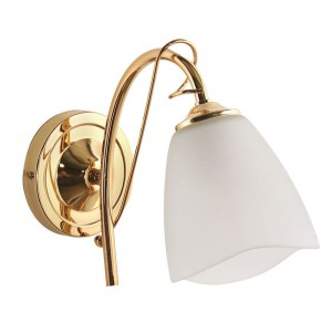 Turin Decorative Wall Light - Brass