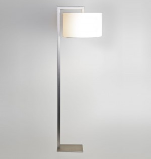Astro Lighting Ravello Floor Light -1 Light, Matt Nickel