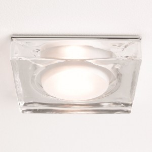 Astro Lighting Vancouver 230v Downlight - 1-Light, Polished chrome