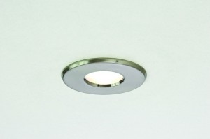 Astro Lighting Kamo 230v Downlight - 1 Light, Brushed Nickel