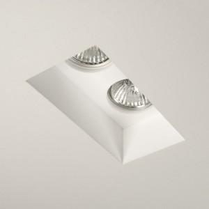 Astro Lighting Blanco Ceiling Light - 2 Light, White
