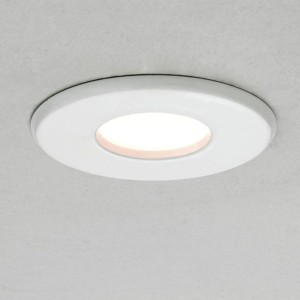 Astro Lighting Kamo Downlight 230v - 1 Light, White
