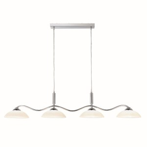 Bar Pendant - 4 Light - Chrome