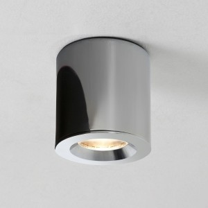 Astro Lighting Kos Ceiling Light -1 Light, Polished Chrome