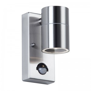 EL-40063 Endon Enluce Outdoor Wall Light - PIR