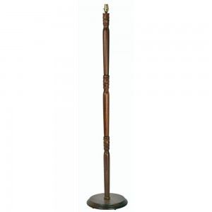 Traditional Floor Stand - Oak