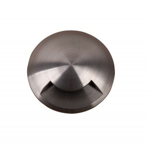 Garden Zone GZ/FUSION3 Fusion 1 Direction ring in ground light - stainless steel