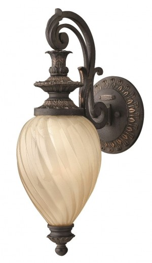 Hinkley Lighting HK/MONTREAL/L Montreal 3 - Light Large Wall Lantern