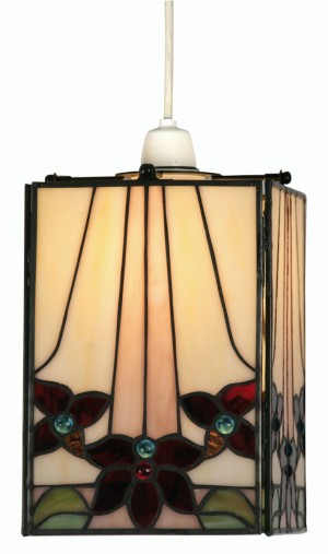 Camillo Tiffany Ceiling Light