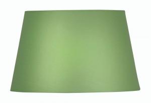Oaks Lighting S901/6 GR Green Cotton Drum Shade