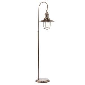 Dar Terrace Floor Lamp Copper
