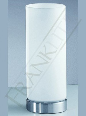 Franklite Touch Table Lamp - Satin Nickel (Dimmable)