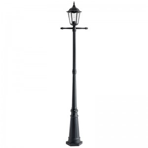 Aluminium Single Headed Lamppost