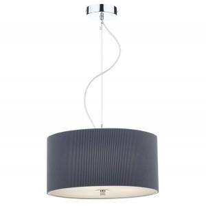 Zaragoza Pendant Light - 3 Light, Grey