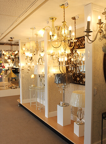 Lighting Majestic Showroom