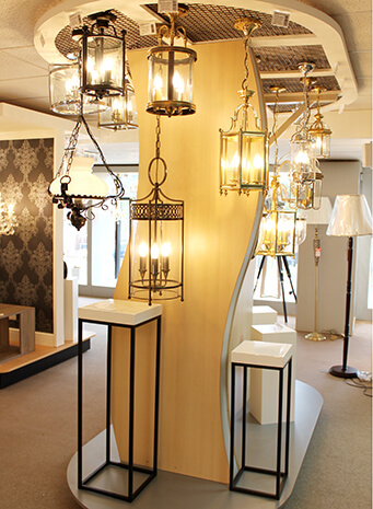 Our Lighting Showroom