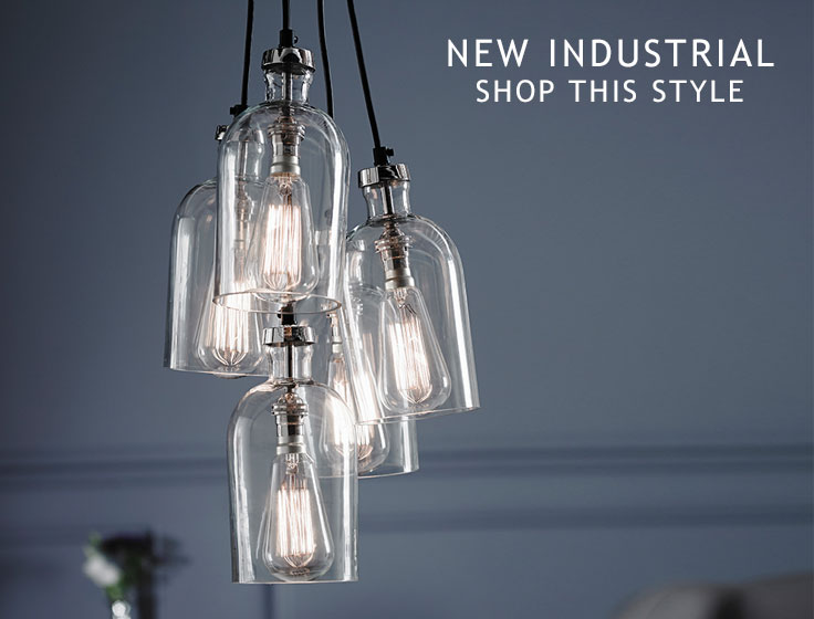 New industrial, Shop this style