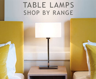 Table lamps, shop by range