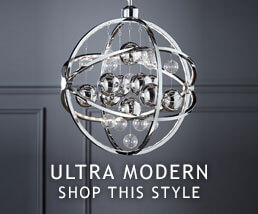 Ultra Modern - Shop this style